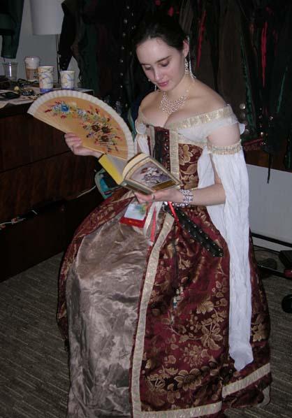 Steampunk Corset Dress