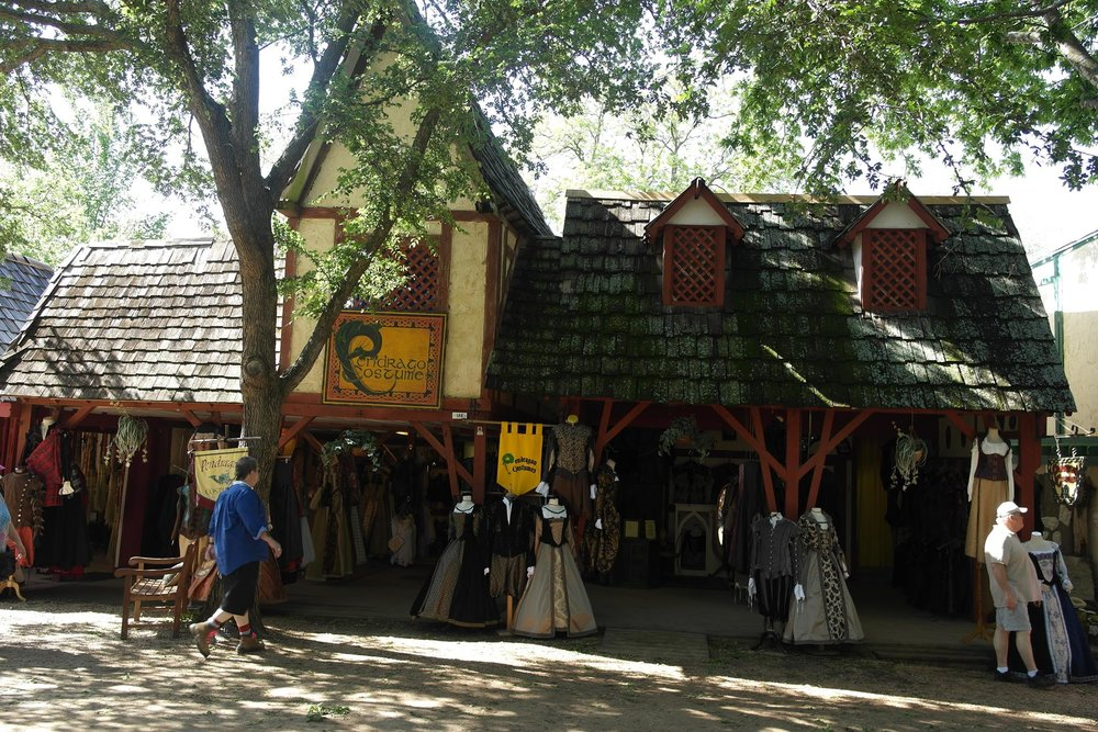 Our beautiful booth at Scarborough Faire burned down yesterday. We are all devastated. If  you would like to help, you can donate below. Thank you!