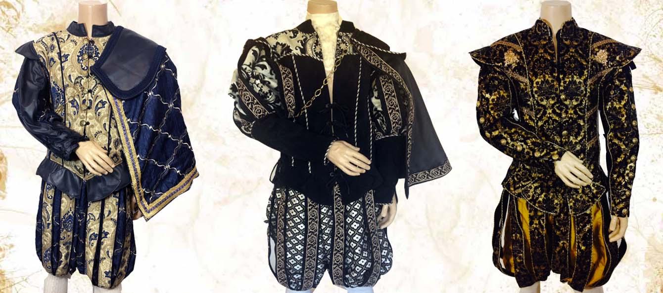 05b7e8b31b6 Custom Mens Masquerade Outfit — Pendragon Costumes