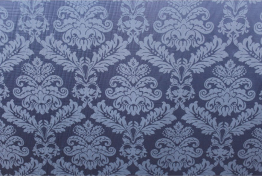 Lisboa Damask Navy