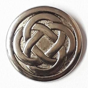 Silver Celtic Knot (330523)
