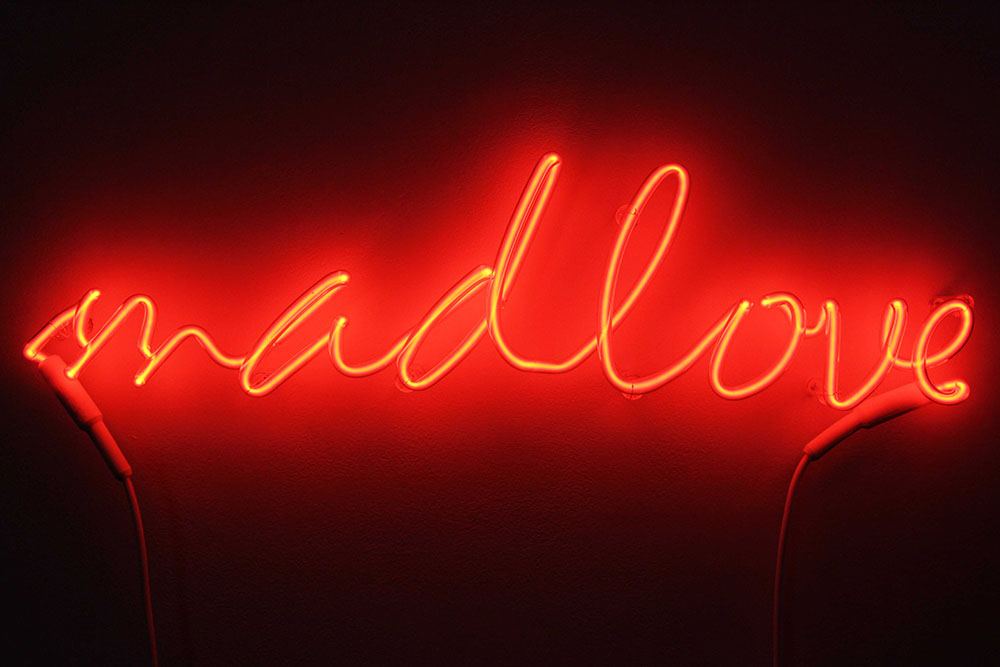 Mad Love Neon Sign