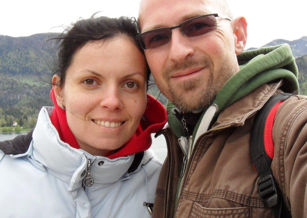 Molnár Attila, a Bátor Tábor volt igazgatója, és Zsuzsa az új óbudai Budapest School alapító szülői.
