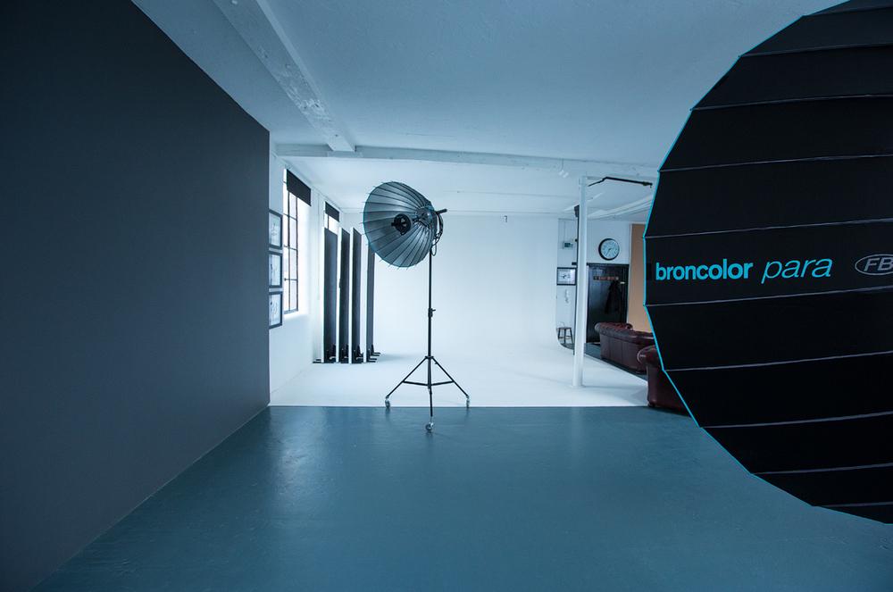 Karl Bratby's Photography studios