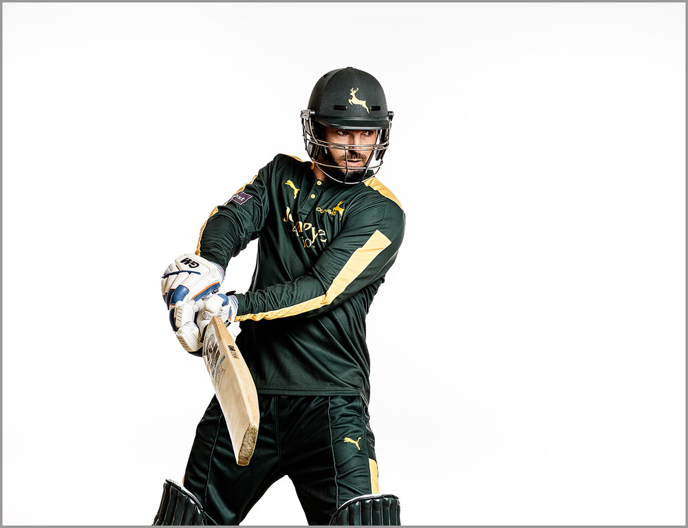Cricket Editorial Magazine Feature by Karl Bratby