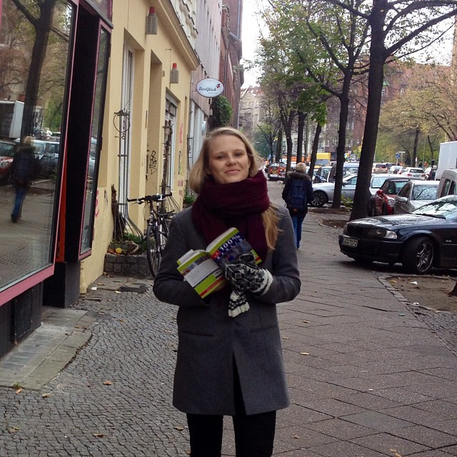 04/11/2013 • Ingri in Kreuzberg