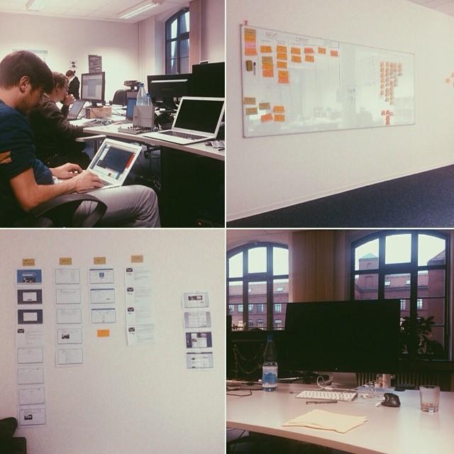20/11/2013 •Im Uhrzeigersinn: Tech menschen, Plan zu tun, mein Schreibtisch, Design Übersicht.