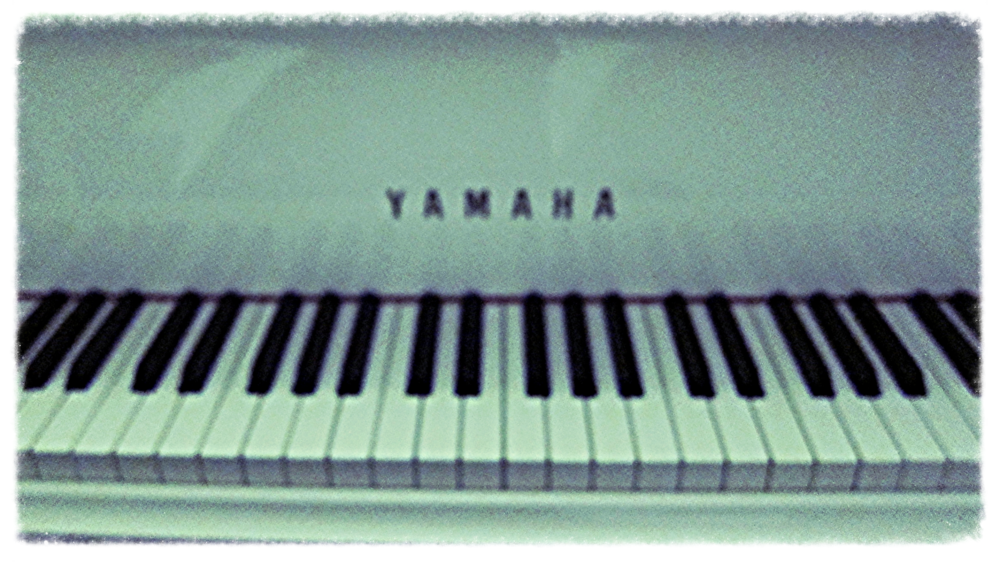 Nothing beats the sound of a real piano.
