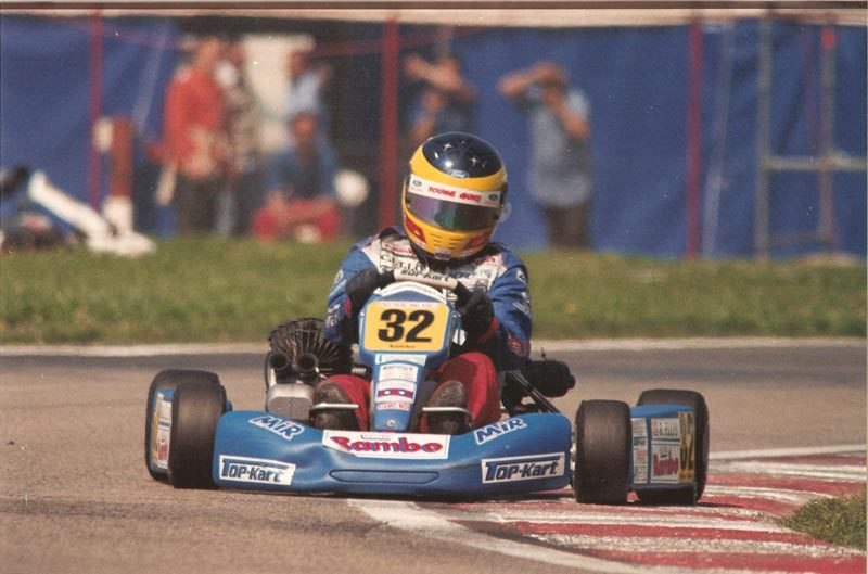 Bradley-Ellis-Rambo-Karting