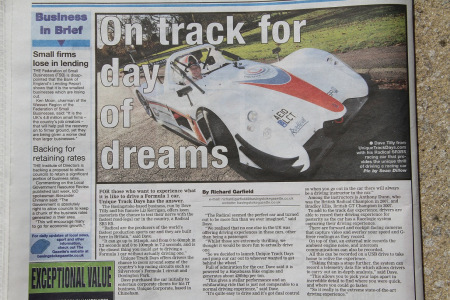 newspaper-article-unique-track-days