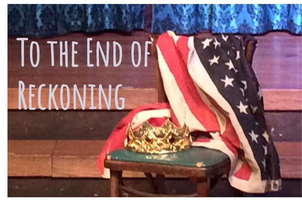 RhinoFest 2019 - TO THE END OF RECKONING, an original work incorporating all 10 of Shakespeare'e history plays will premiere at Chicago's longest running fringe festival!3 performances only!January 19 & 26 and February 2 @ 1 pmClick here to reserve your TICKETS!