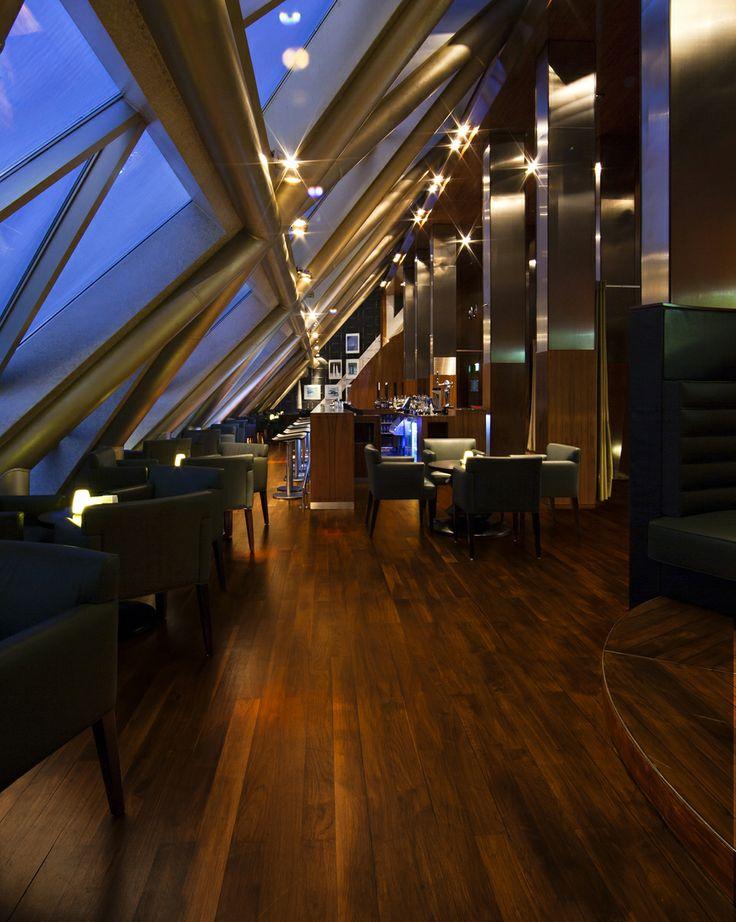 Alta Badia Bar. 51st Floor. Visit their website.