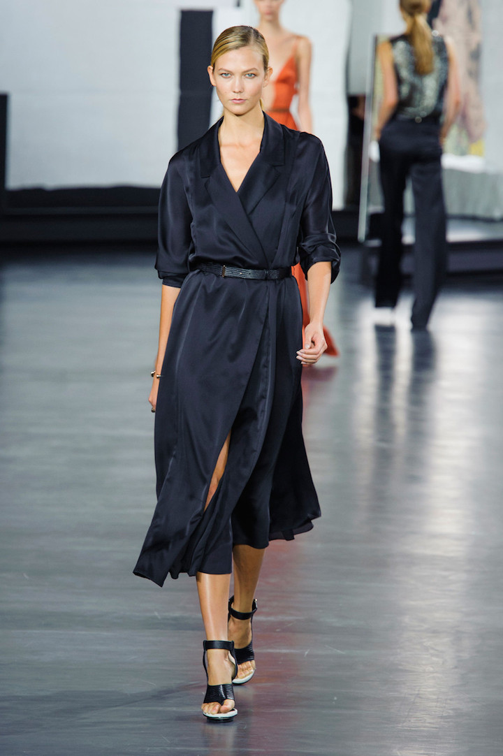 Jason Wu  Spring 2015 via  Dustjacket Attic