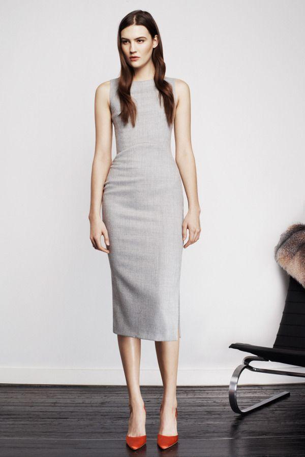 Image via  Pinterest.  Dress by  Altazurra.