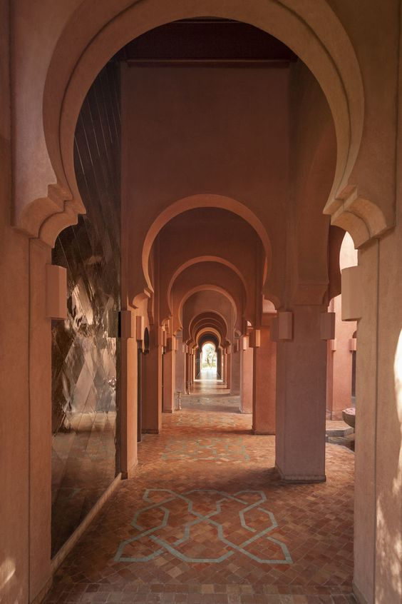 Image via  here .  Amanjena Marrakech. Still one of my favorite hotels in the world.