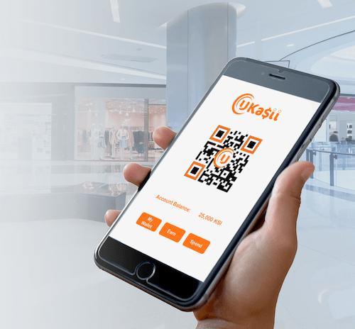 Comment devenir un client UKasii.  UKasii est une plate-forme de fidélisation et de commerce électronique entièrement mobile basée sur la chaîne de blocs.  Exprimez votre intérêt ci-dessous et nous vous tiendrons au courant à l'approche de la date de lancement de l'application.