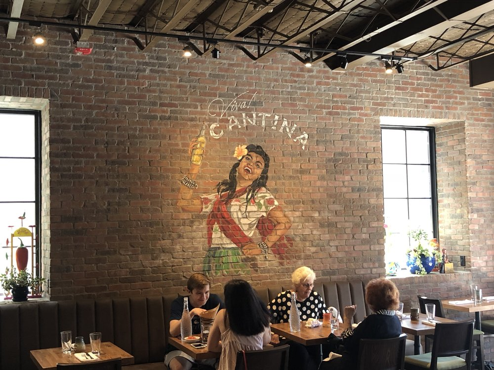 Cantina Saratoga New York Mural
