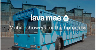 "Need some help thinking of an idea? ""Tech-based"" solutions can be as simple as repurposing a city bus! @lavamae is dedicated to providing dignity to homeless populations by offering mobile showers and sanitation to those on the San Francisco streets.Read more about Lava Mae and similar organizations tackling homelessness from all different angles here: https://mashable.com/2017/01/24/homeless-innovations/#p8hSxd45Dmq3 ● Maybe these existing solutions will inspire the next great one from you! Tell us how you would use technology to solve a social issue like homelessness by clicking the link in our bio! https://hatchinternational.typeform.com/to/ToRWu0  #HatchingVoices #ShareYourSolution ● #CivicTech #homelessness #DesignThinking #Community #activism #socialchange #socialinnovation #entrepreneurship #solutions #communityaction #changemakers #justice #socialjustice"