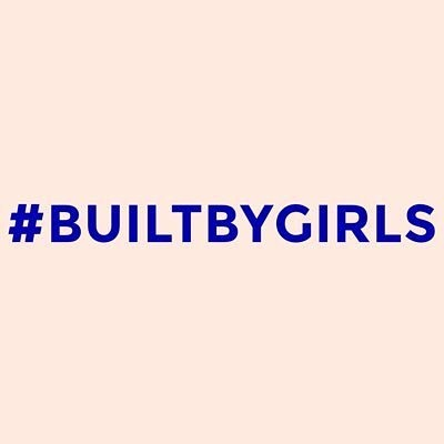 Need inspiration? Check out #BuiltByGirls, a nonprofit that empowers young women seeking tech careers. Link to their programs in our bio! And don't forget to #ShareYourSolution in our survey, link also in bio!