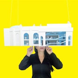 OMA designs the Marina Abramovic Institute