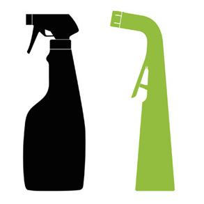 Ziba Munich designer Manuel Perez Prada's PURE, a redesign of the spray bottle