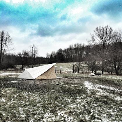 Architecture vs. rural condition: +Farm, an internship