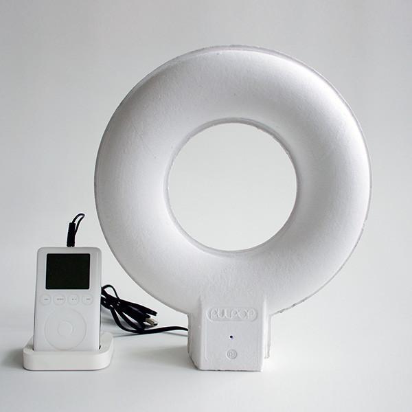 Pulpop's new mp3 speaker