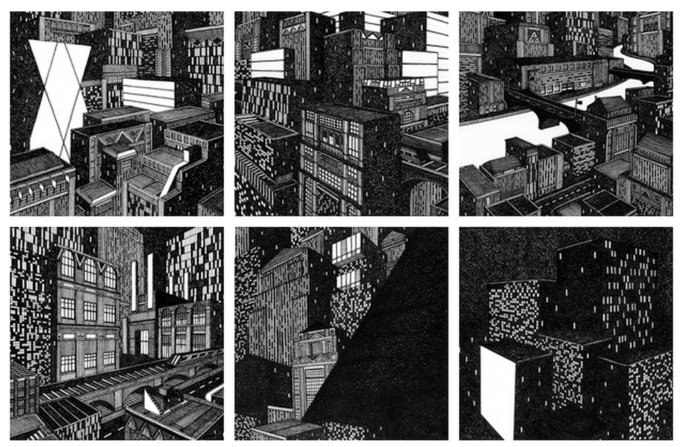 You Are Where You Are: The Architectural Illustration of Tom Radclyffe