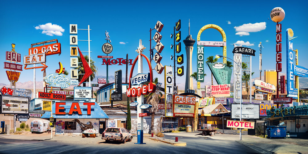 """Forgotten Vegas"" 2016"