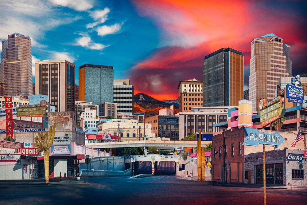 """""""Tucson, AZ"""" 2017"""