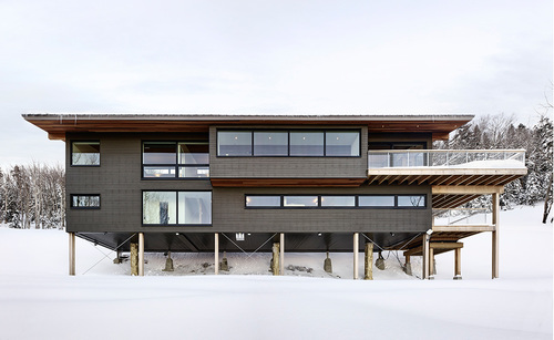 Bureau Architecture Quebec : Robitaillecurtis