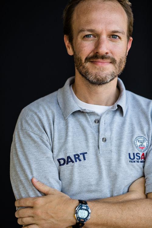 Justin Pendarvis, Public Health Advisor