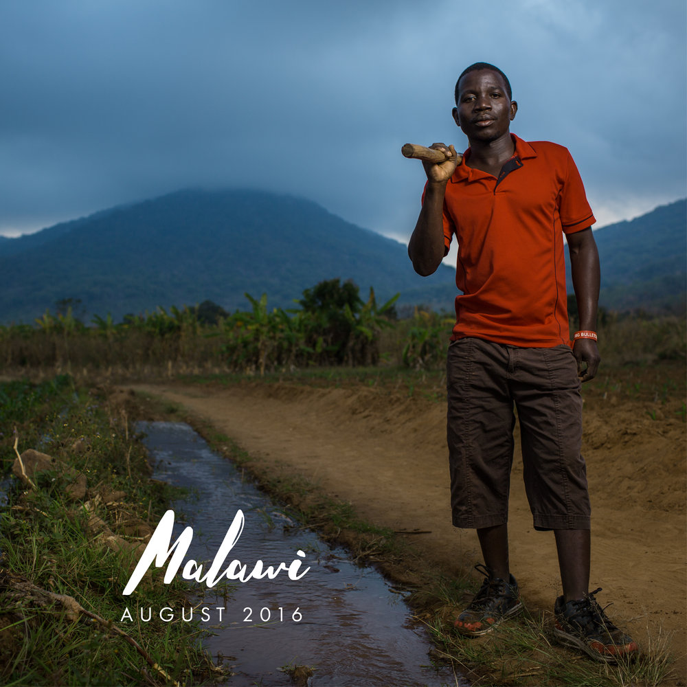 In August we traveled to Malawi to document how a farmer built an irrigation system for his community.   Watch the film at:  http://www.namuh.org/case-studies/wilfreds-leap-of-faith