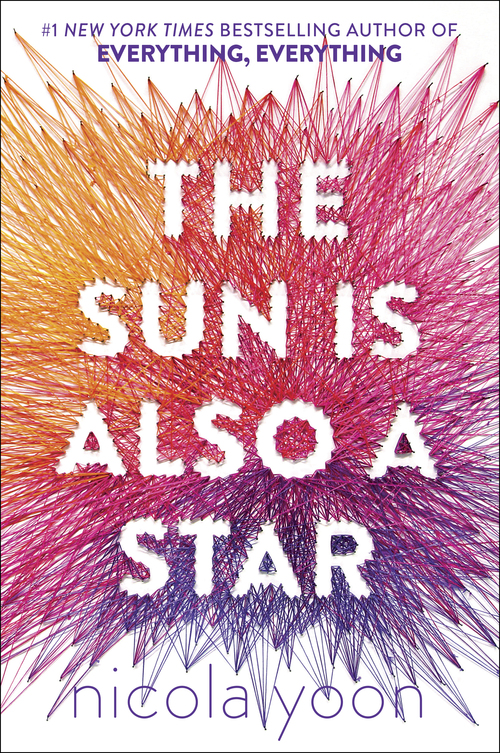 Image result for The Sun Is Also a Starby Nicola Yoon