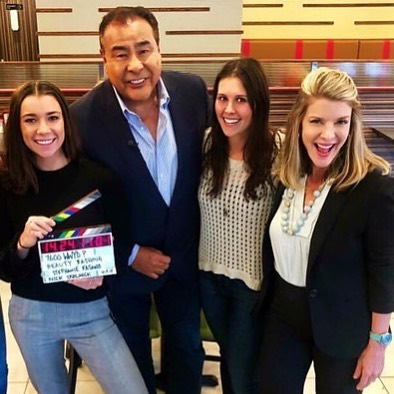 Can't wait for the new season of @wwydabc!  #wwydabc @johnquinones #abc #tv #actor