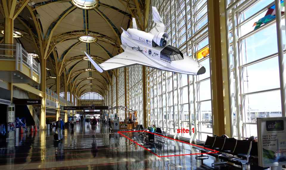 XCOR Lynx rendering by Mason Peck, PhD                                                                                                         Member Board of Advisors