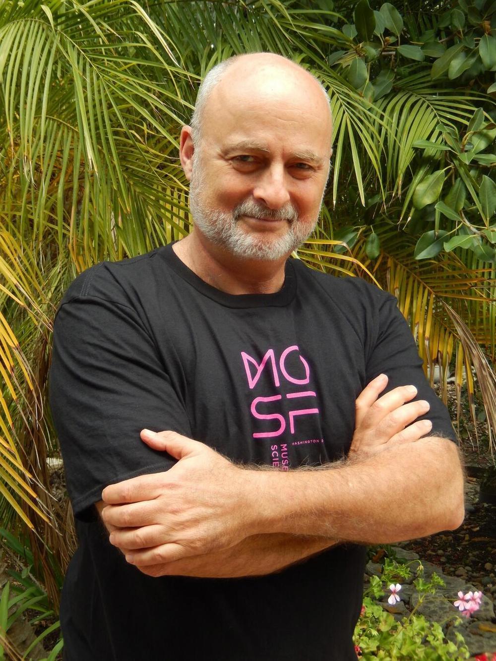 David Brin, MOSF Advisory Board Member