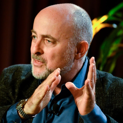 David Brin PhD, author of The Postman, Earth, and Existence and member of the Museum's Board of Advisors