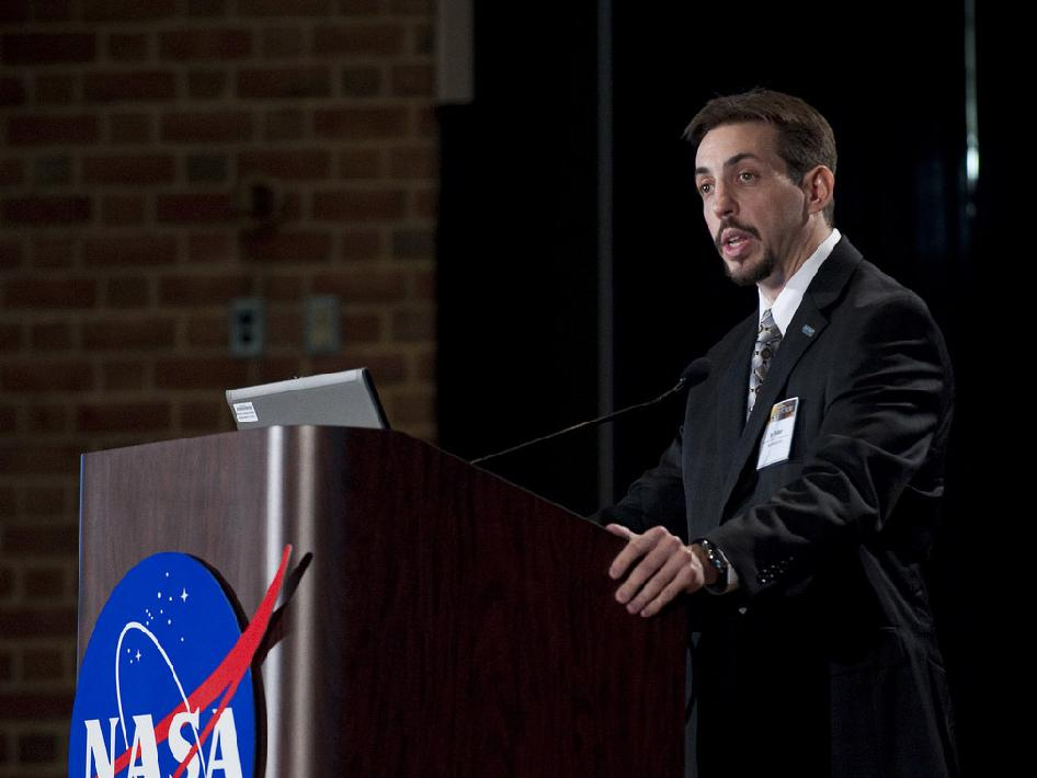 Jay Falker PhD, Early Stage Portfolio Executive, Space Technology, NIAC & CIF STMD, NASA Headquarters