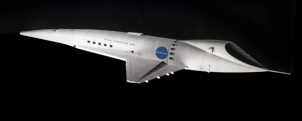 Vehicles: Pan Am Orion III Spaceplane from 2001: A Space Odyssey
