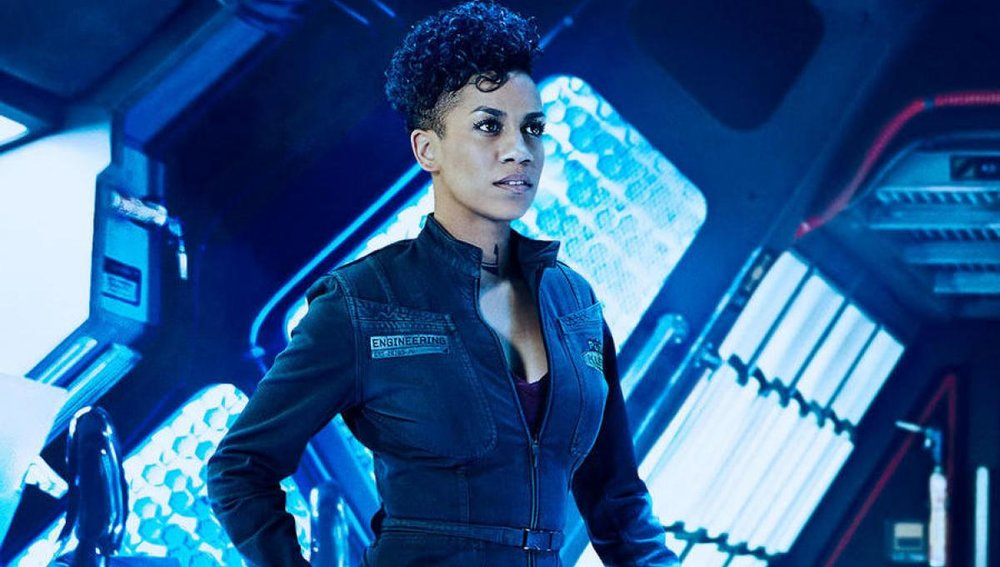 Dominique Tipper,  The Expanse