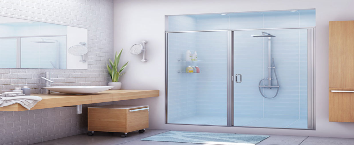 Quality Shower Doors & Enclosures | ACE Glass Construction ...