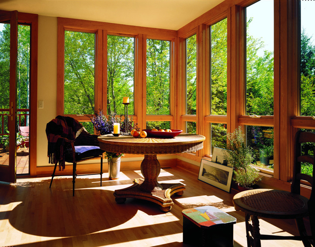 Anderson Wood Windows : Residential window repair replacement ace glass