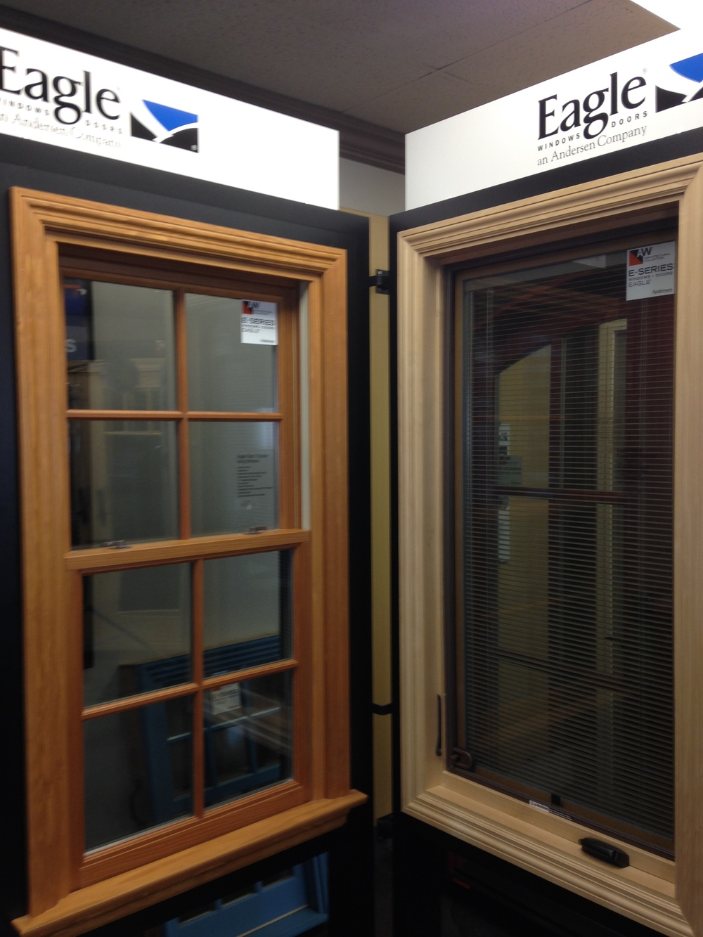 Choose Eagle Windows And Doors To Add A Very Custom Look To Your Home.