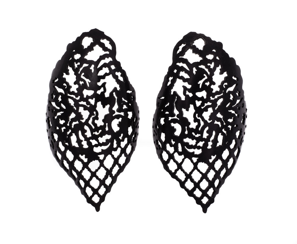 Sketch Earrings