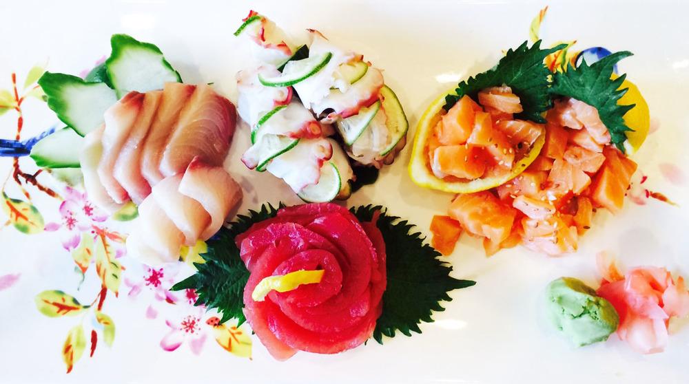 Sashimi Platter: Sushi Party