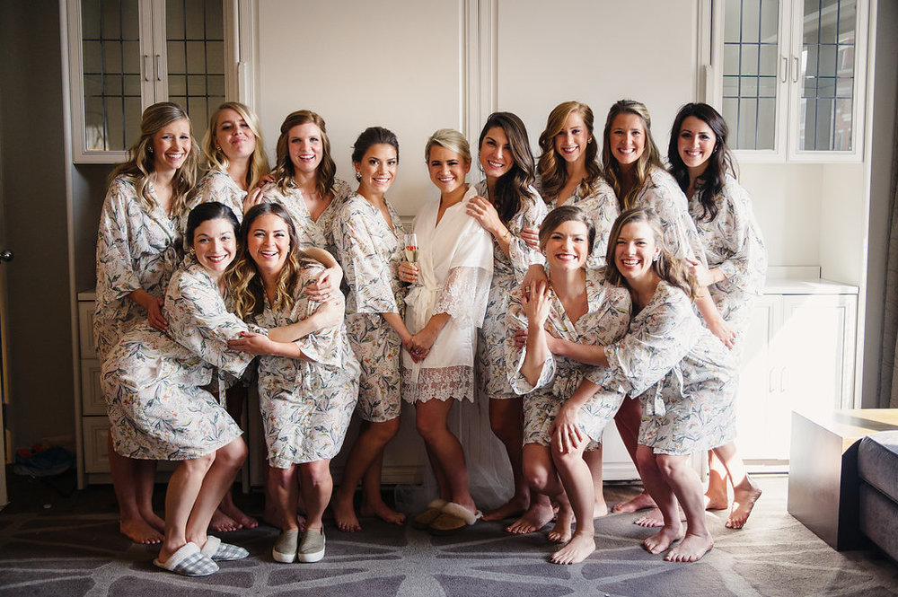 Lyons Events Bridal Party