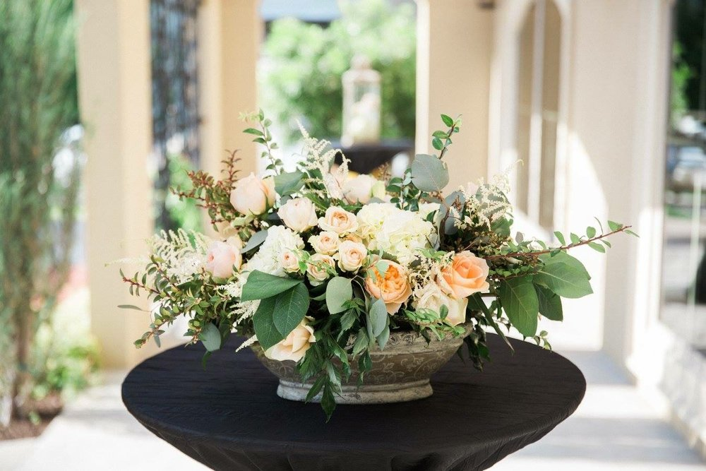 Lyons Events Concrete Urn