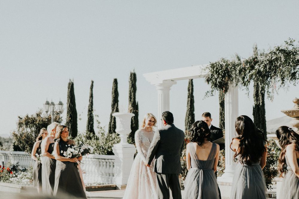 Lavish + Luxe - Featured on Bridal Musings, Southern California Bride.