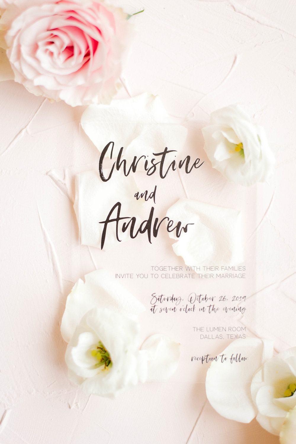 Lyons-Events-Paperie-Acrylic-Wedding-Invitations